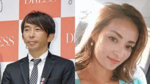 松浦勝人(55)畑田亜希(38)