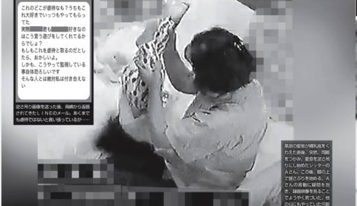 華原朋美の息子の逆さ吊り画像|高嶋ちさ子紹介のベビーシッターでトラブル?